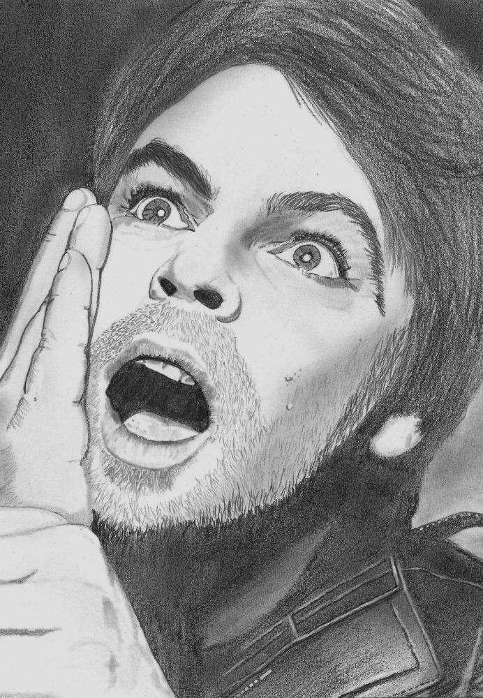 Gaz Coombes by wpascal